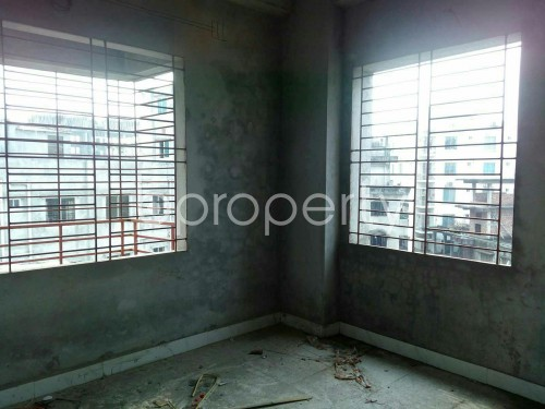 Bedroom - 2 Bed Apartment for Sale in Mirpur, Dhaka - 1859815