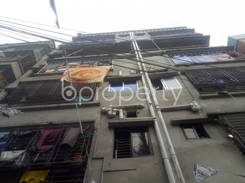 Outside view - 2 Bed Apartment to Rent in Badda, Dhaka - 1859831