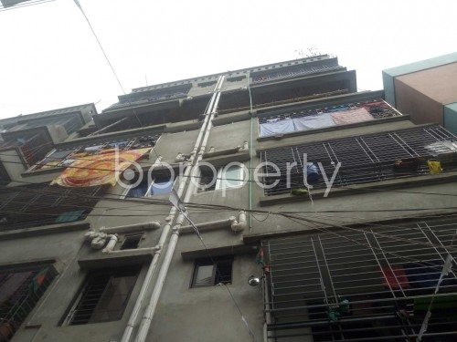 Outside view - 2 Bed Apartment to Rent in Badda, Dhaka - 1859832