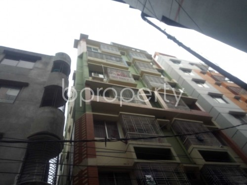 Outside view - 2 Bed Apartment to Rent in Badda, Dhaka - 1859835