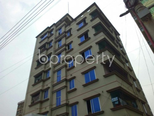 Front view - 2 Bed Apartment to Rent in Shiddhirganj, Narayanganj City - 1859843