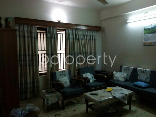 Empty Room - 3 Bed Apartment to Rent in Adabor, Dhaka - 1859847