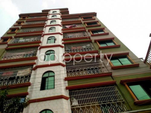 Front view - 2 Bed Apartment to Rent in Shiddhirganj, Narayanganj City - 1859864