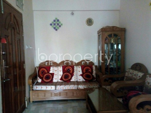 Dining area - 3 Bed Apartment for Sale in Mirpur, Dhaka - 1859859