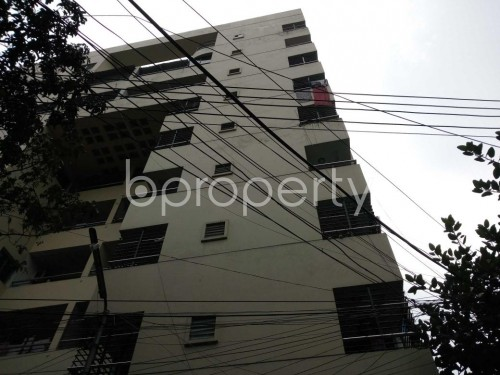 Front view - 3 Bed Apartment to Rent in Eskaton, Dhaka - 1859883