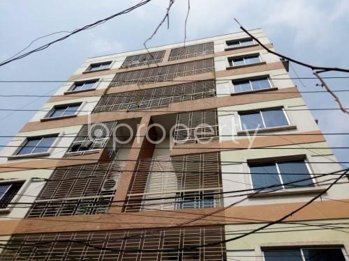 Front view - 3 Bed Apartment to Rent in Eskaton, Dhaka - 1859887