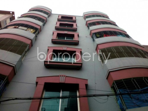 Front view - 3 Bed Apartment to Rent in Adabor, Dhaka - 1859893