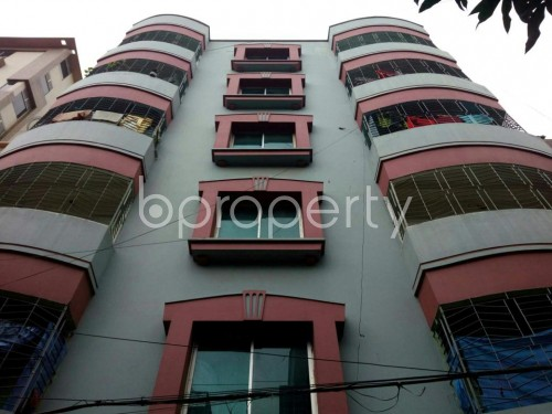 Front view - 3 Bed Apartment to Rent in Adabor, Dhaka - 1859894