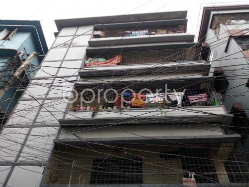 Front view - 2 Bed Apartment to Rent in Khilgaon, Dhaka - 1859903