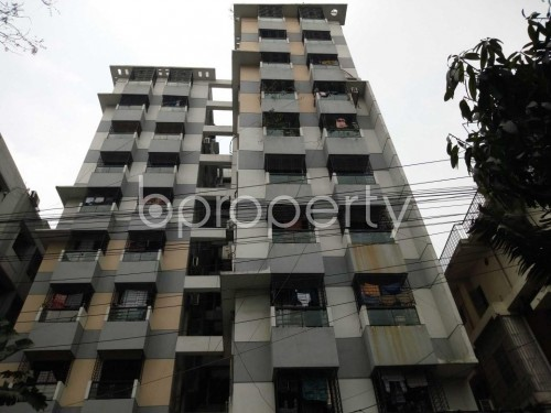 Front view - 3 Bed Apartment to Rent in Lalmatia, Dhaka - 1859907