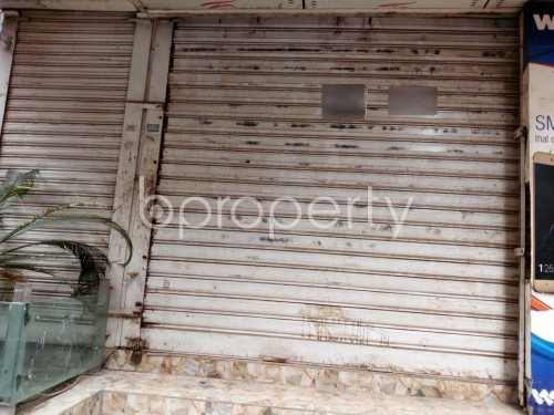 Front view - Shop to Rent in Khilgaon, Dhaka - 1859909
