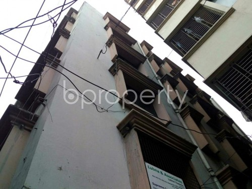 Outside view - 3 Bed Apartment to Rent in Adabor, Dhaka - 1859911