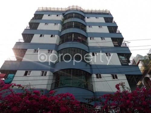 Front view - 3 Bed Apartment to Rent in Lalmatia, Dhaka - 1859917