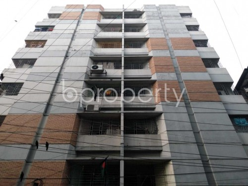 Front view - 3 Bed Apartment to Rent in Lalmatia, Dhaka - 1859934