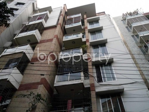 Front view - 3 Bed Apartment to Rent in Lalmatia, Dhaka - 1859939