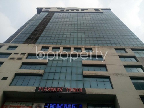 Front view - Office to Rent in Paribagh, Dhaka - 1859940