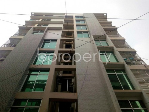 Front view - Apartment to Rent in Bashundhara R-A, Dhaka - 1859945