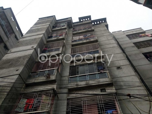 Outside view - 1 Bed Apartment to Rent in Khilkhet, Dhaka - 1859950