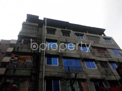 Outside view - 3 Bed Apartment to Rent in Khilkhet, Dhaka - 1859954