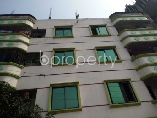 Outside view - 1 Bed Apartment to Rent in Khilkhet, Dhaka - 1859962