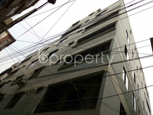 Outside view - 2 Bed Apartment to Rent in Dhanmondi, Dhaka - 1859966