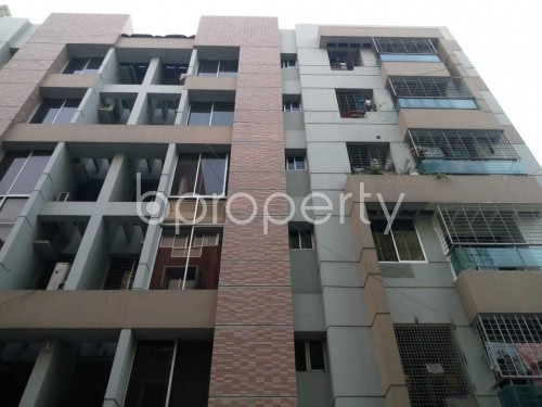 Front view - 3 Bed Apartment to Rent in Lalmatia, Dhaka - 1859968