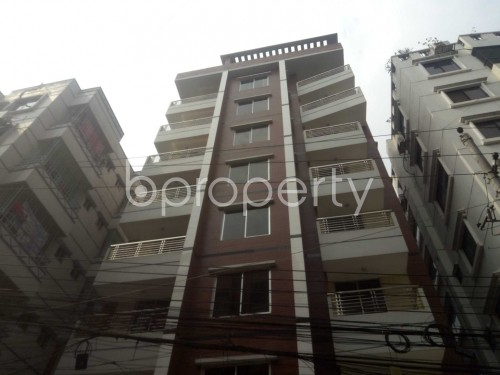 Outside view - 3 Bed Apartment to Rent in Baridhara, Dhaka - 1859972