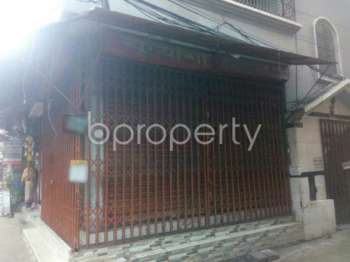 Outside view - Shop to Rent in Malibagh, Dhaka - 1859973
