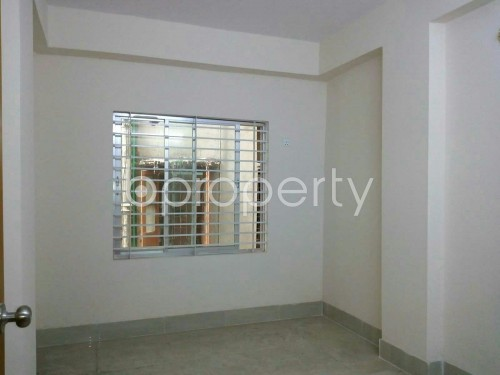 Bedroom - 3 Bed Apartment to Rent in Dhanmondi, Dhaka - 1859978