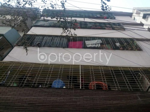 Front view - 2 Bed Apartment to Rent in Kathalbagan, Dhaka - 1859990