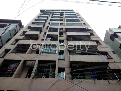Front view - 3 Bed Apartment to Rent in Dhanmondi, Dhaka - 1859993