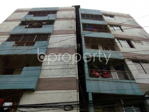 Front view - 2 Bed Apartment to Rent in Mohammadpur, Dhaka - 1859995