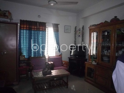 Dine/Dining - 2 Bed Apartment for Sale in Maghbazar, Dhaka - 1860005