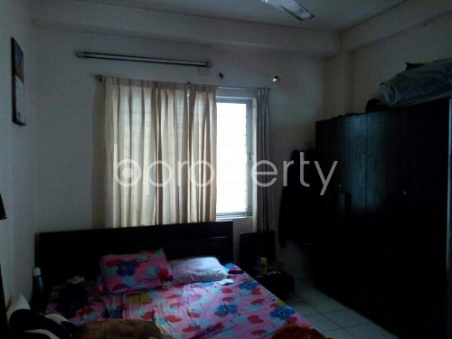 Bedroom - 2 Bed Apartment to Rent in Adabor, Dhaka - 1860004