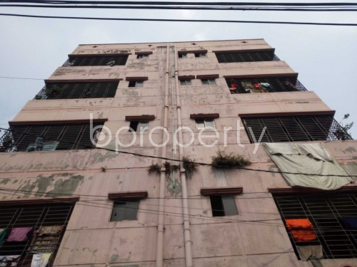 Outside view - 2 Bed Apartment to Rent in Khilkhet, Dhaka - 1860012