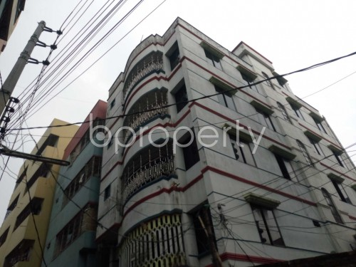 Outside view - 2 Bed Apartment to Rent in Khilkhet, Dhaka - 1860014