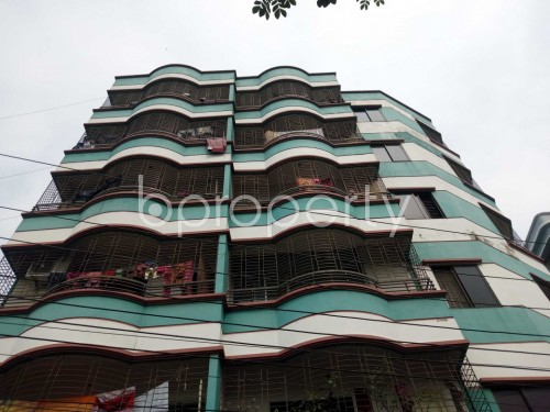 Outside view - 2 Bed Apartment to Rent in Khilkhet, Dhaka - 1860016