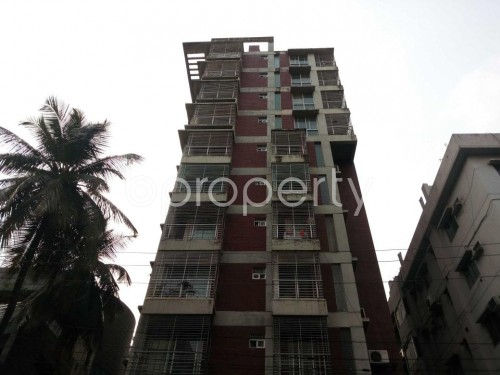 Front view - 3 Bed Apartment to Rent in Banani, Dhaka - 1860011