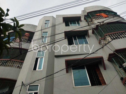 Outside view - 2 Bed Apartment to Rent in Khilkhet, Dhaka - 1860022
