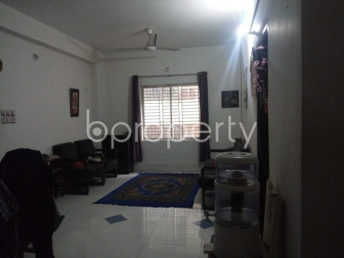 Dine/Dining - 3 Bed Apartment for Sale in Maghbazar, Dhaka - 1860018