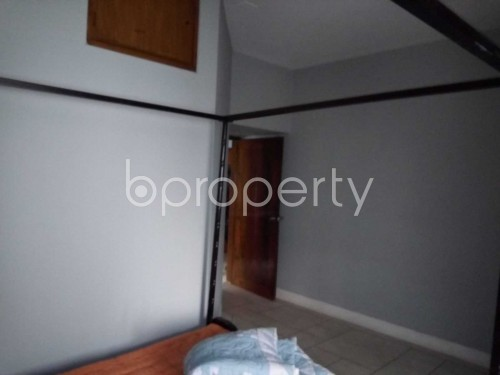 Bedroom - 2 Bed Apartment to Rent in Banani, Dhaka - 1860023
