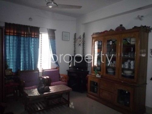 Dine/Dining - 2 Bed Apartment for Sale in Maghbazar, Dhaka - 1860031