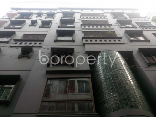 Front view - 2 Bed Apartment to Rent in Hatirpool, Dhaka - 1860040