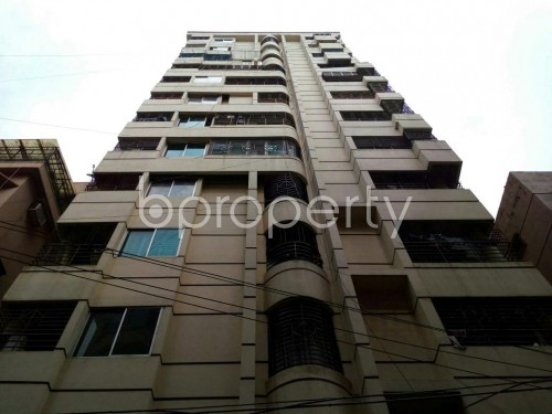 Front view - 3 Bed Apartment to Rent in Dhanmondi, Dhaka - 1860041