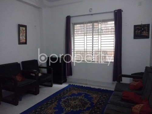 Dine/Dining - 3 Bed Apartment for Sale in Maghbazar, Dhaka - 1860037