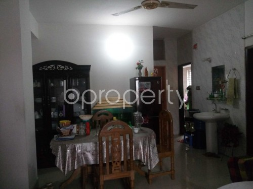 Dine/Dining - 2 Bed Apartment for Sale in Maghbazar, Dhaka - 1860049