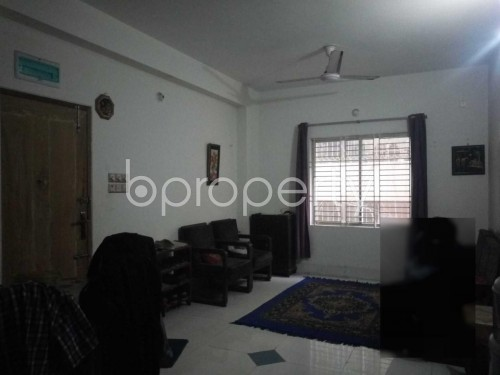 Dine/Dining - 3 Bed Apartment for Sale in Maghbazar, Dhaka - 1860066