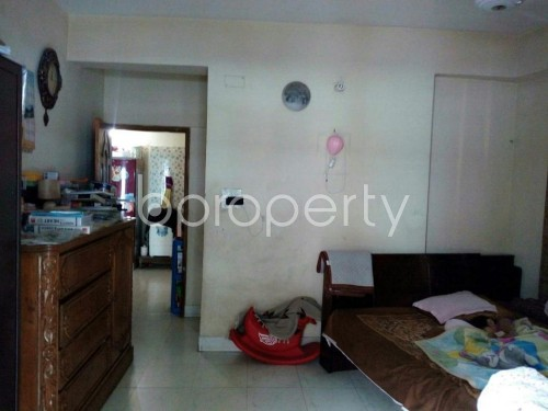 Bedroom - 3 Bed Apartment to Rent in Adabor, Dhaka - 1860065