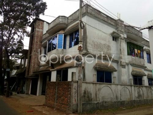 Outside view - 3 Bed Apartment to Rent in Uttar Baluchar, Sylhet - 1860099