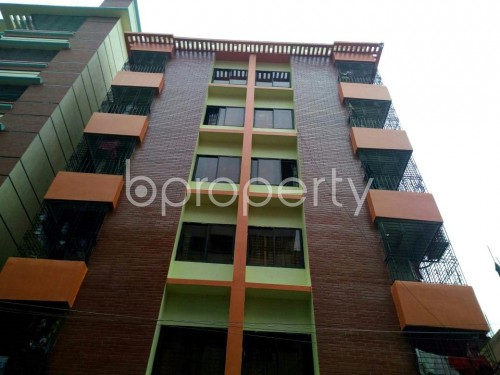 Front view - 2 Bed Apartment to Rent in Uttara, Dhaka - 1860115
